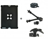 Tether Tools Ürünlerimiz İpad+Tablet Mounts Connect Lite iPad Mounting System