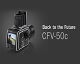 Hasselblad Digital Backs (Arkalık) CFV  CFV-50c