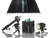 Broncolor Powerpacks Move Move Outdoor Para Kit | 31.028.XX